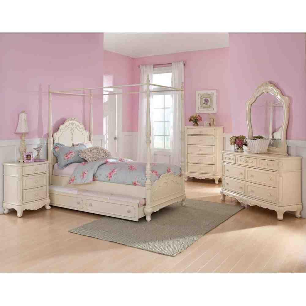 Girls White Bedroom Furniture Sets | L.I.H. 123 Girls Bedroom ...