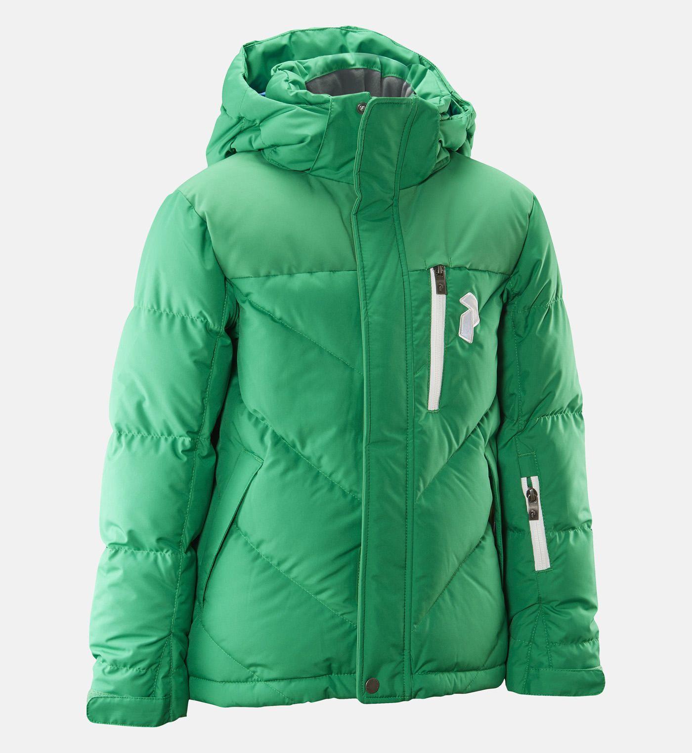 b256617f6 Junior s Ice Down Jacket - jackets - Peak Performance