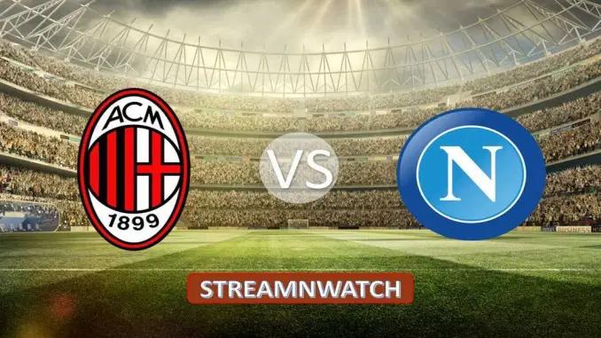Napoli Fight Back Against Ac Milan To Maintain Perfect Serie A Start Ac Milan Napoli Milan