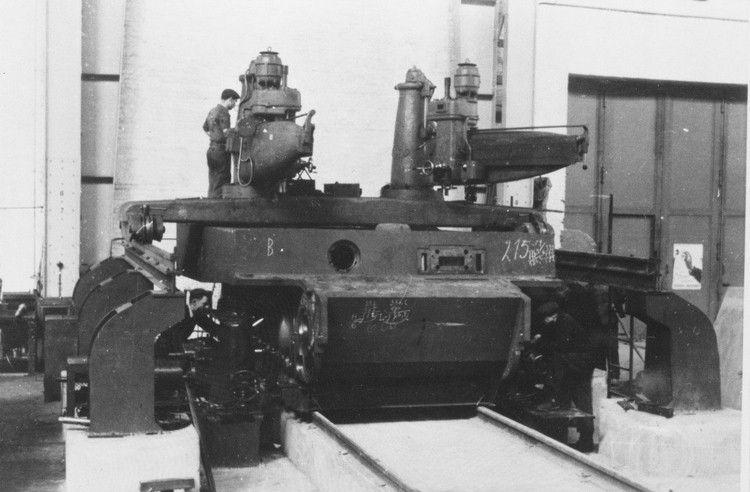 AFV - German Panzer Kamp F Wagen VI (TIGER I)   Military