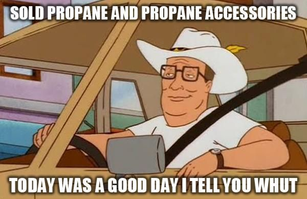 For Most People Propane Is Just A Gas That You Can Grill With