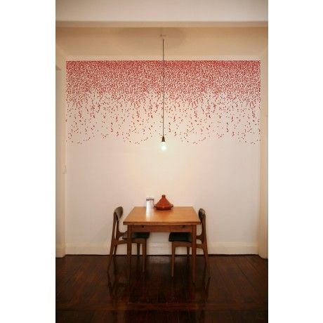 Love this wall paper design @ Home Pinterest Wall papers and