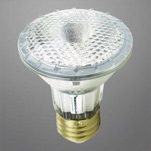 50 Watt Par20 Halogen Floodlight Long Life Light Bulb 6000 Hours