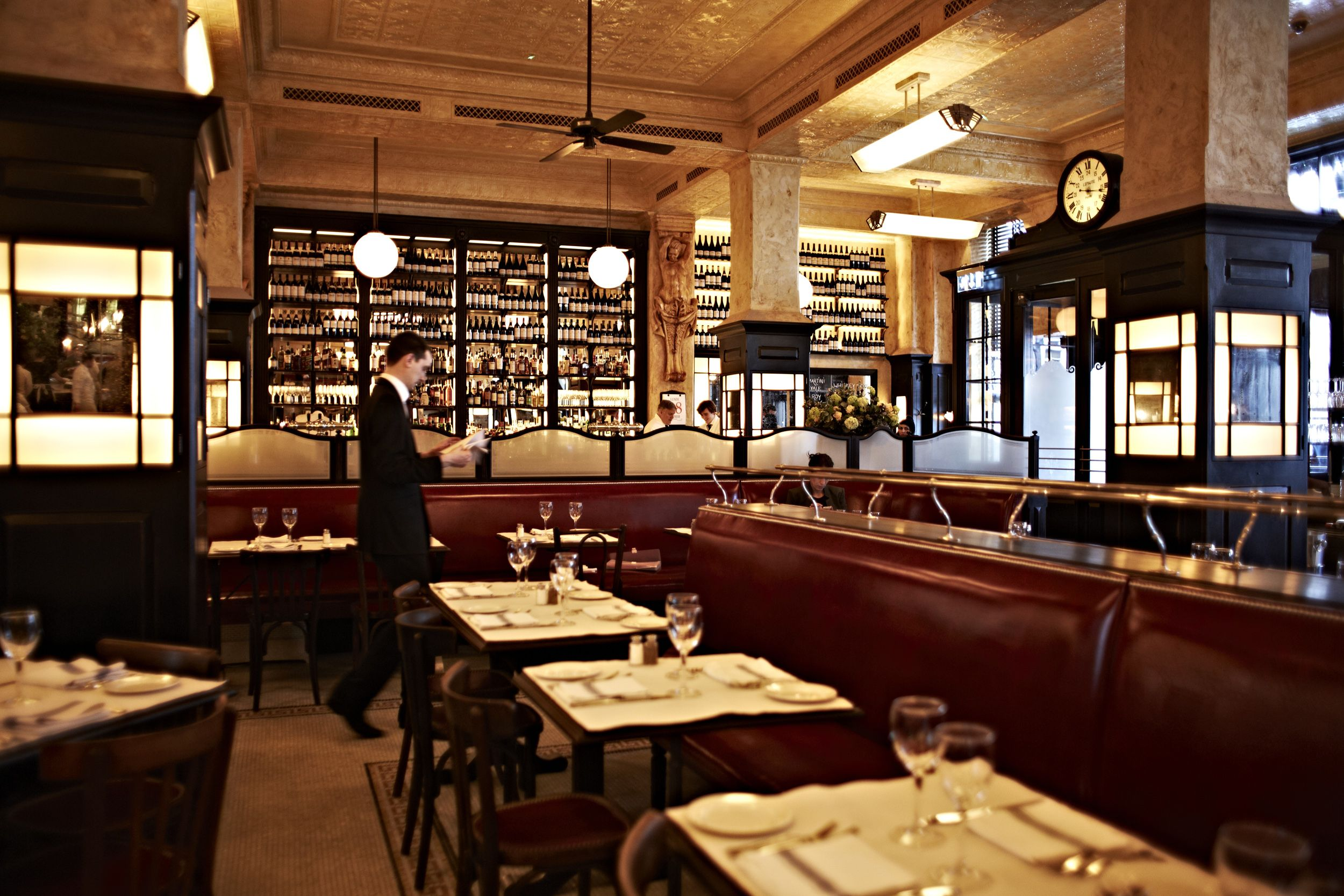 Hot New York Bistro Becomes London\'s Buzziest Brasserie | Taxi driver