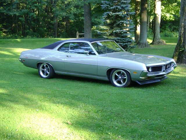 1971 Ford Torino 500 Spring Time Edition With Images Ford