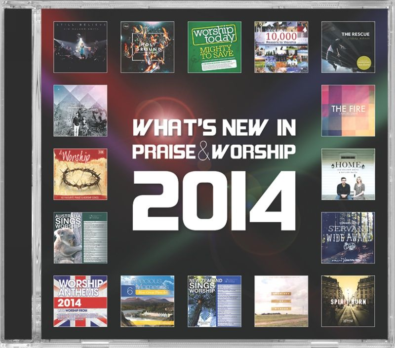 What S New In Praise Worship 2014 Various Word Bookstores Praise And Worship Christian Books Praise