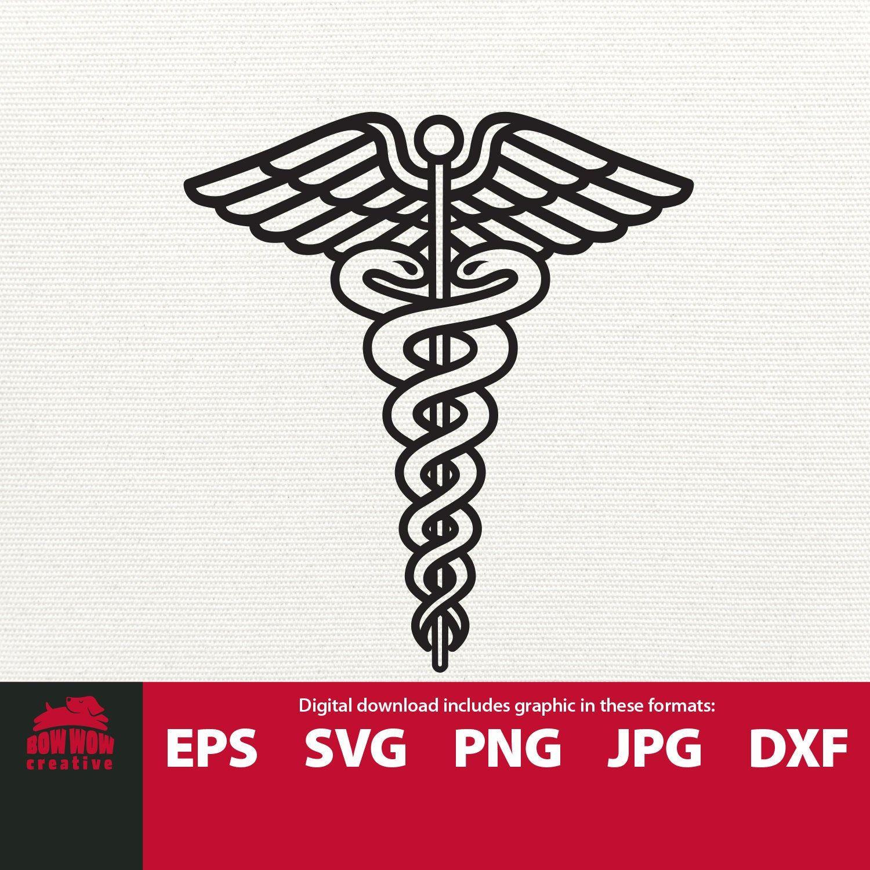 Caduceus svg caduceus clip art medical symbol svg caduceus