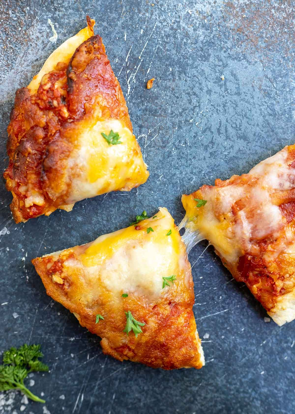 Yes you can cook your Frozen Pizza In Air Fryer! Instead