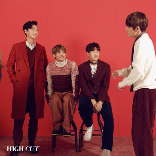 V ❤ Hwarang cast for HIGH CUT Magazine. Release date: 15th of December (highcutstar IG Update) #BTS #방탄소년단