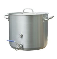 8 Gallon Stainless Brew Kettle Heavy Duty Morebeer Home Brewing Equipment Brewing Beer Brewing Equipment