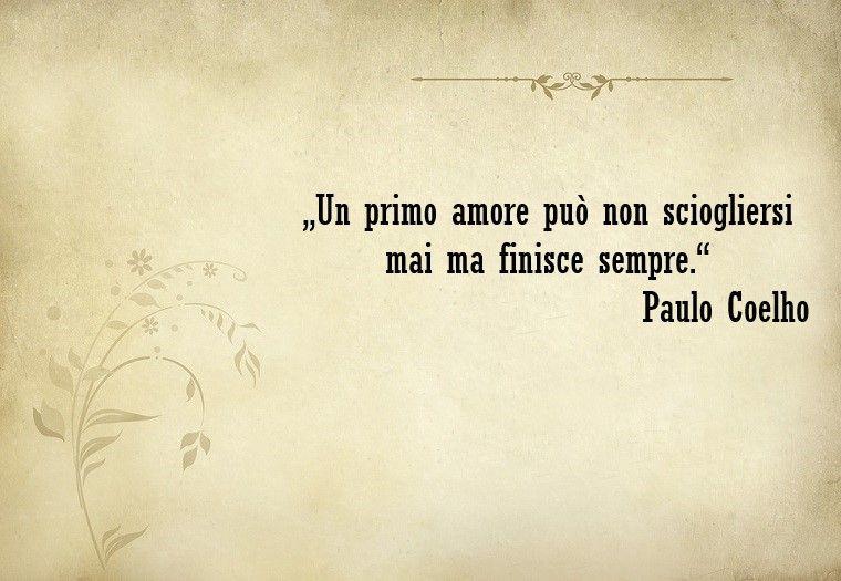 Frasi Amore Un Bellissimo E Romantico Pensiero Di Paulo