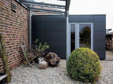 Puuro mit Glastür (mit Bildern) Garten lounge