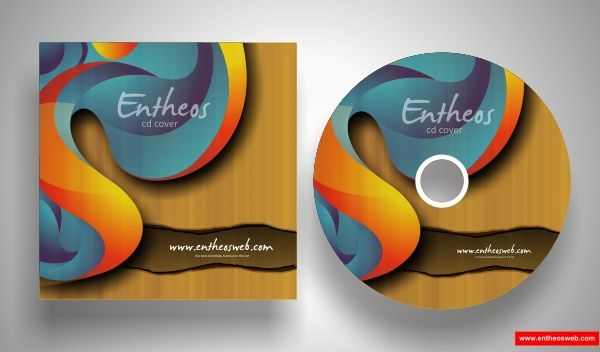 Make your own CD Cover with CorelDraw CorelDraw Tutorials - cd label