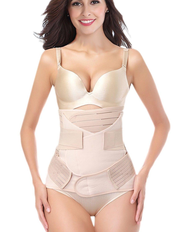 3 in 1 Postpartum Support Recovery Belly//waist//pelvis Belt Shapewear Waist NEW