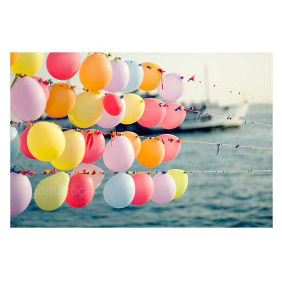 Gonulk Wall Decor Balloon Photography Nursery Decor Balloons Photography Balloons Pastel Balloons