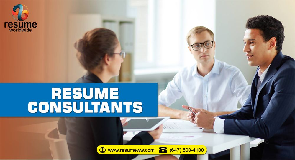Resume Consultants in 2020 Resume, Writing services