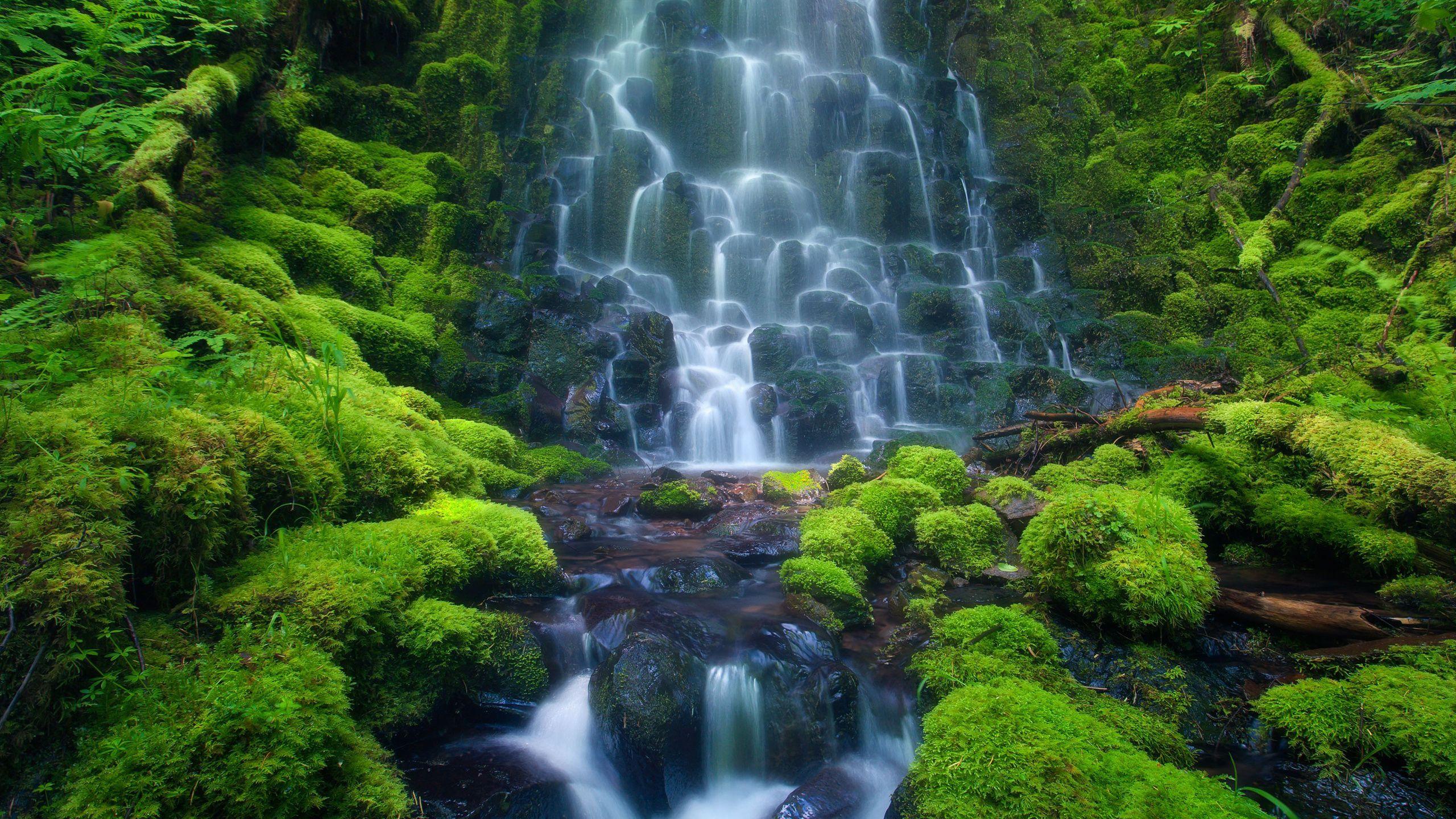Pin by hdpicorner on Desktop Wallpapers | Waterfall wallpaper, Waterfall, Beautiful waterfalls