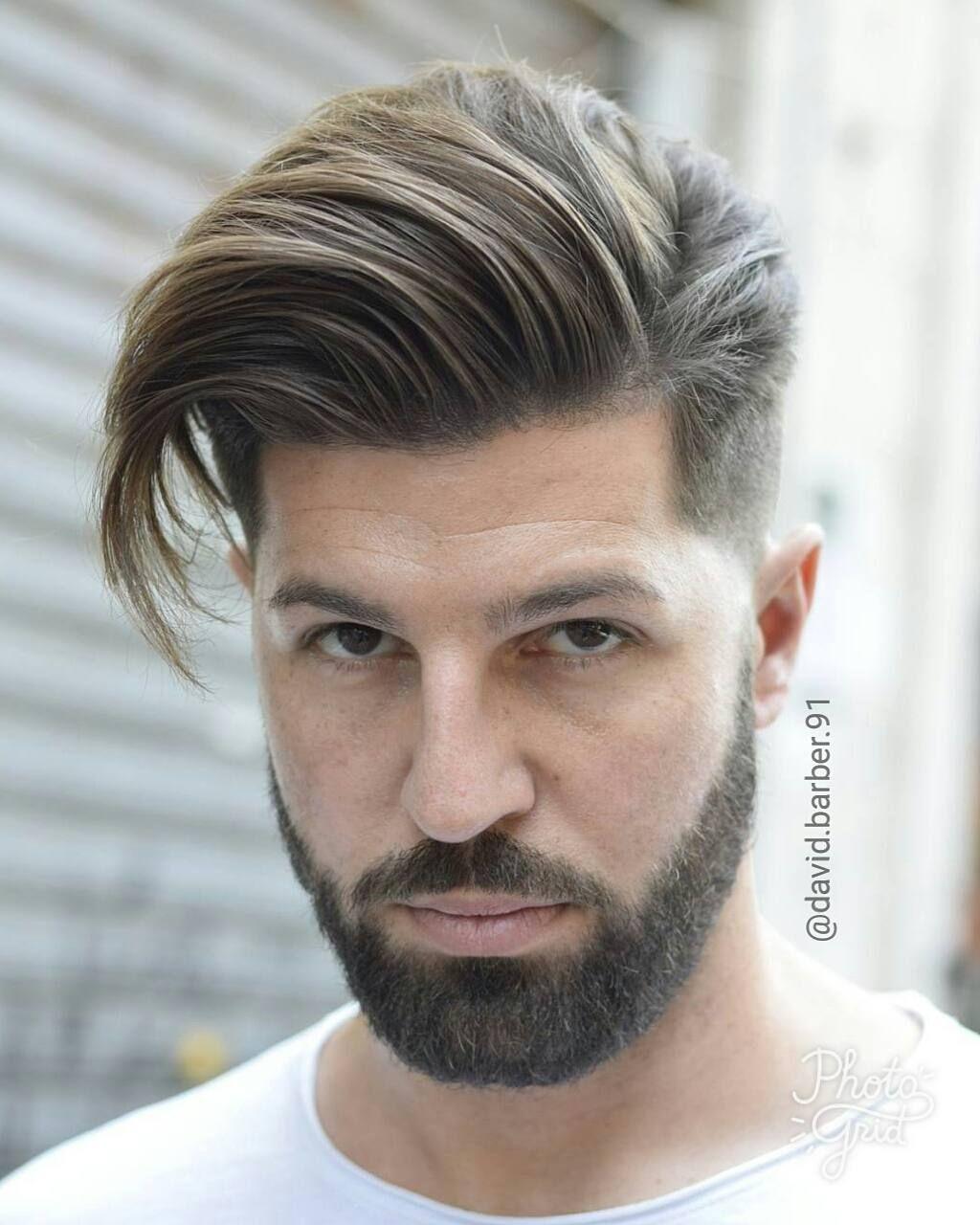 Bearded gorgeous beard in pinterest hair styles