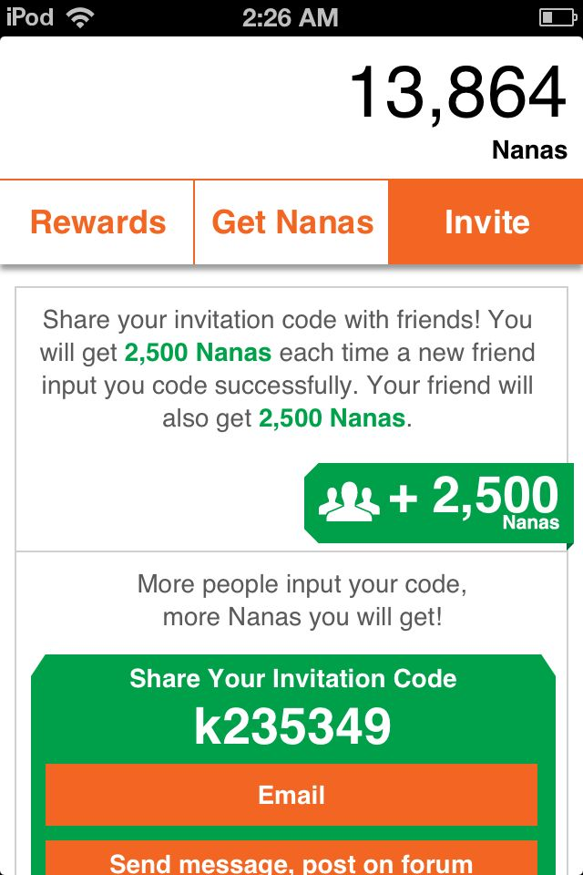 Check out this cool app, open Safari and go to appnana com
