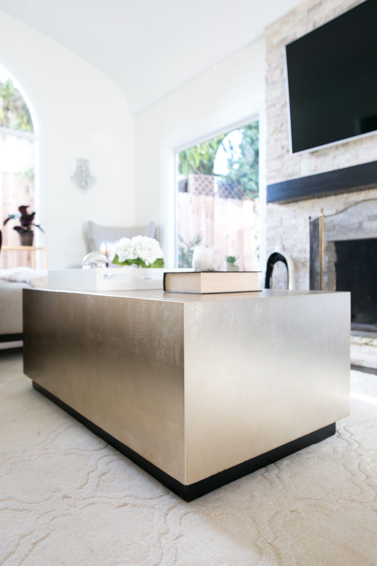 Mystical Glam Living Room fice Interior Design for Manny Mua