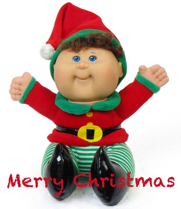 Christmas Elf Cabbage Patch Kids Boy Cabbage Patch Kids Cabbage Patch Dolls