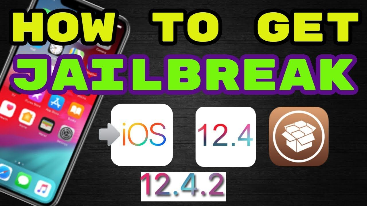 Jailbreak iOS 12.4.2 How To Jailbreak iOS 12.4 Uncover ...