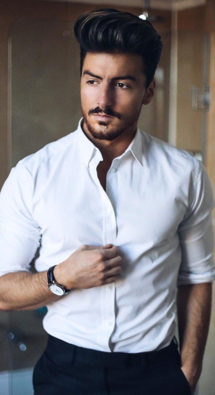Mens haircuts with beards how to match your beard with your hairstyle  menus fashion  pinterest