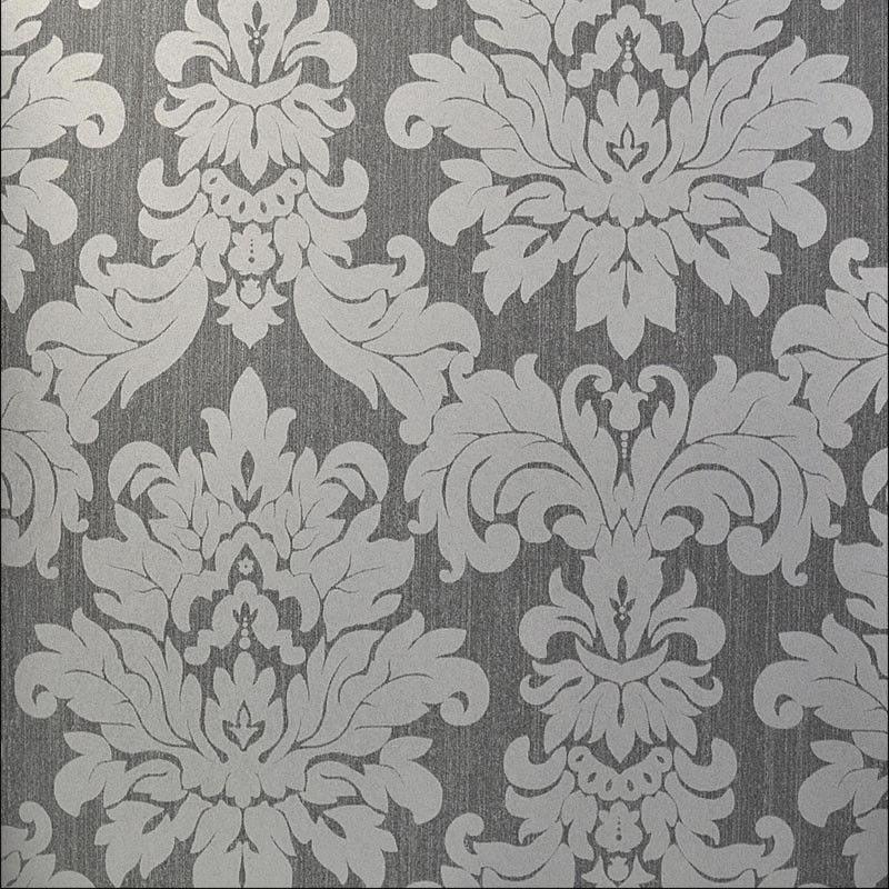 Black and Grey Wallpaper Wallpaper Paste