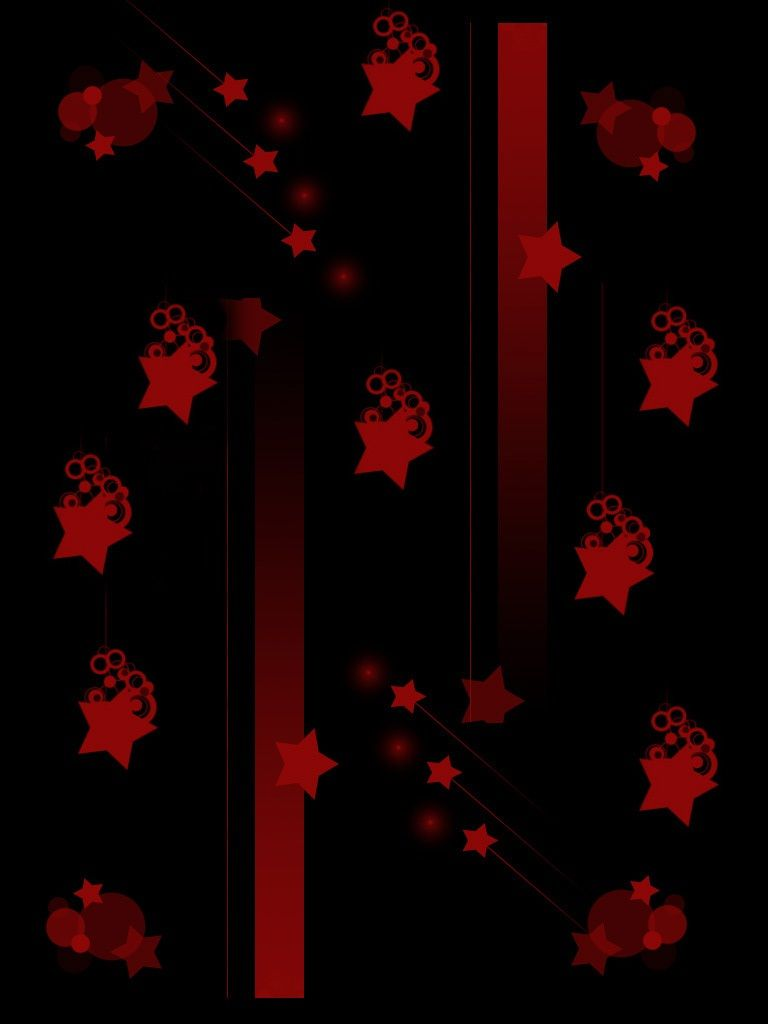 Red And Black Stars Wallpaper Iphone Best Iphone Wallpaper Star Wallpaper Wallpaper Iphone Wallpaper