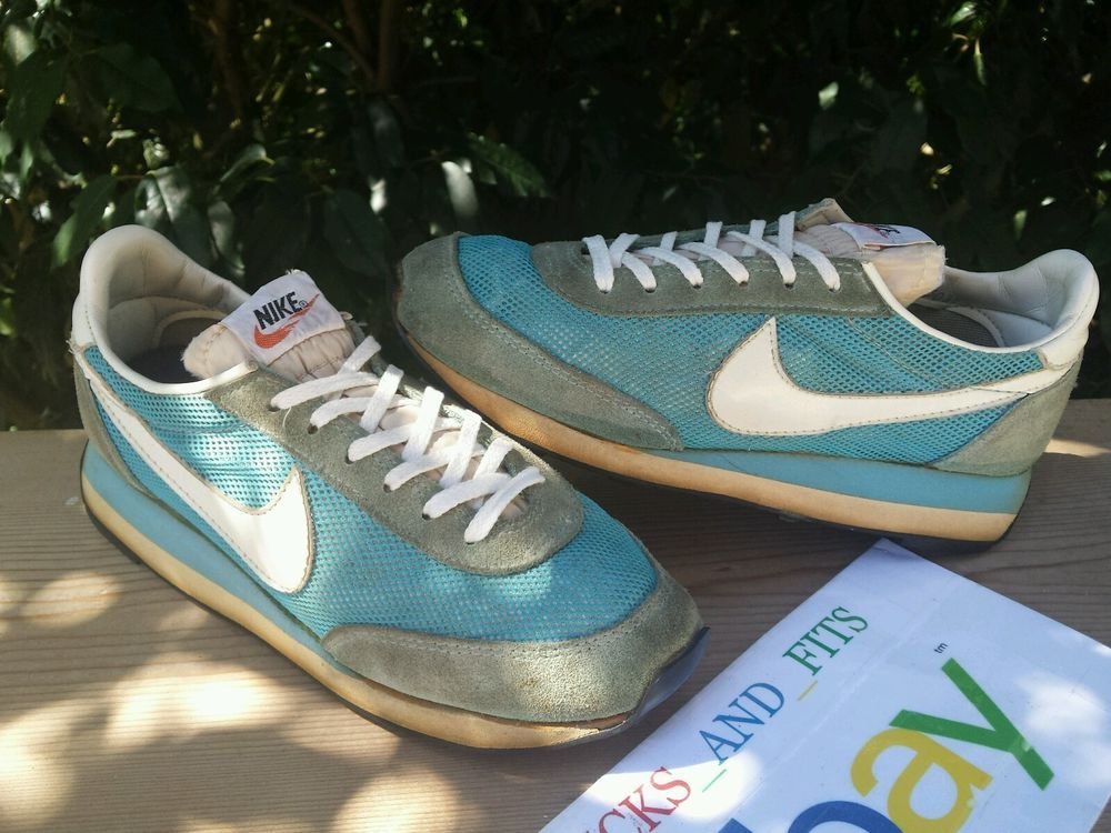 buy online 1465c 50a6e Vintage OG Nike Waffle Trainer Liberator LDV Sz 7 Womens Shoes USA Made  70s Nike RunningCrossTraining