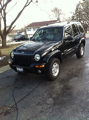 EBay: 2003 Jeep Liberty Limited Sport Utility 4 Door 2003 Jeep Liberty  Limited Sport