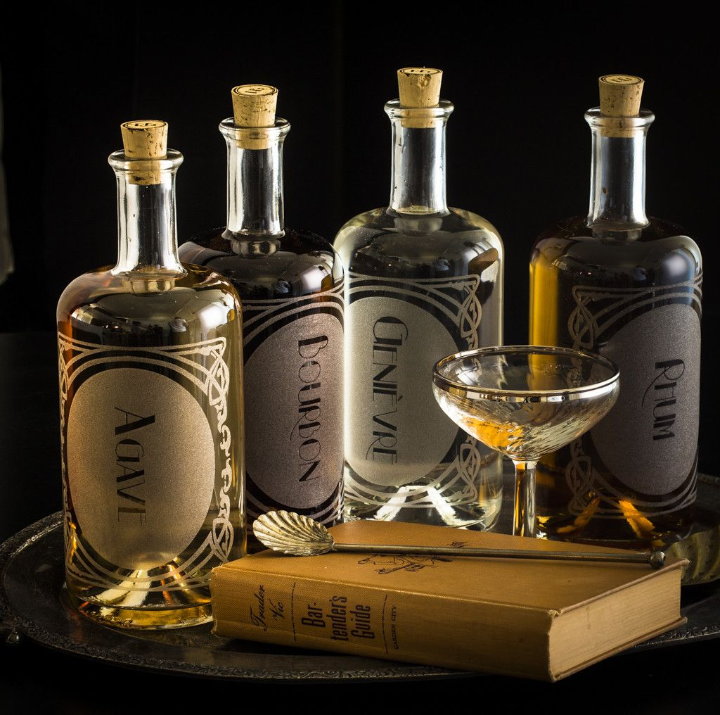The Constance Decanter Set By Resurrecting An Iconic Home Bar Centerpiece Through Modern Day Technology We Offer A Vessel That Nods To Past