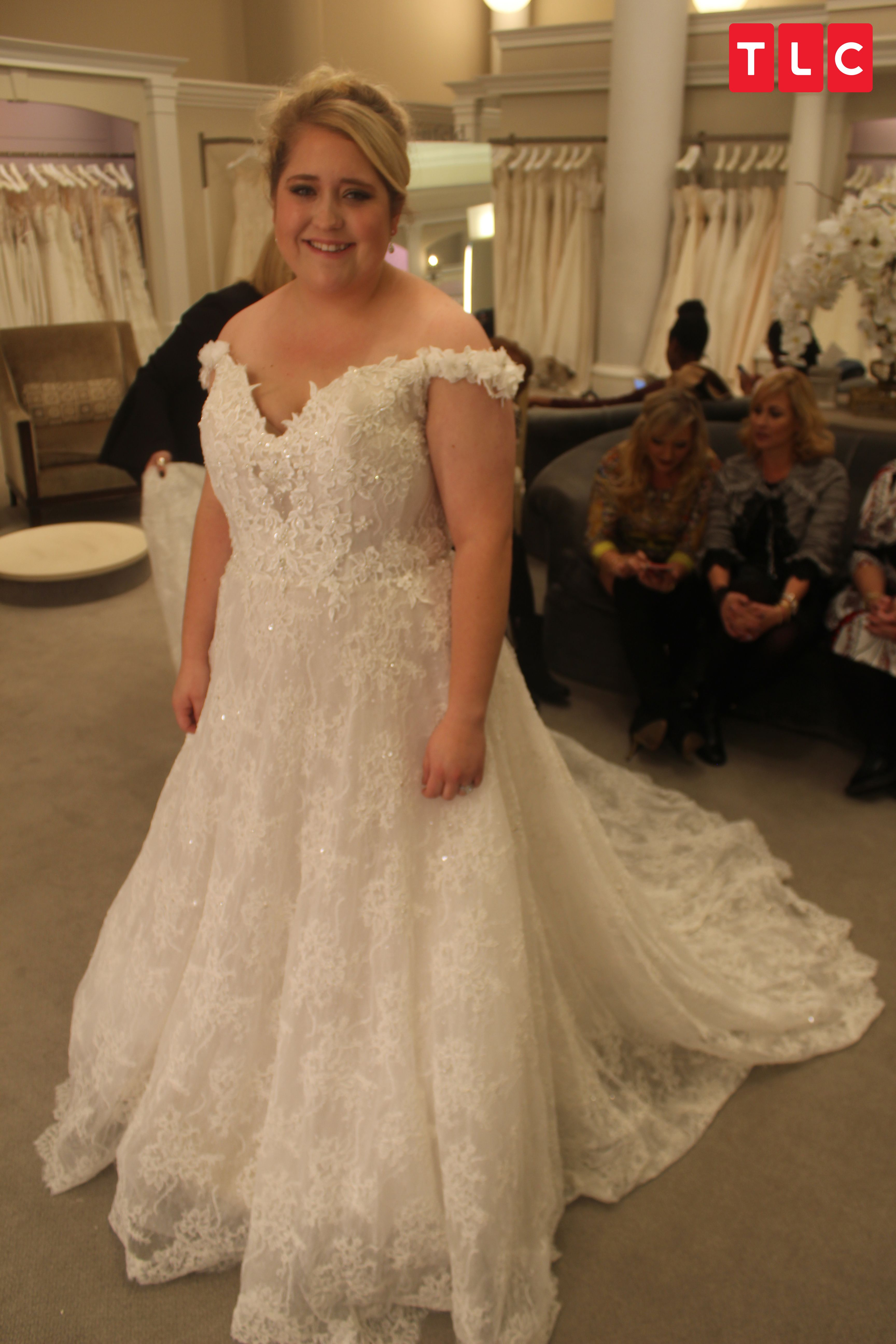 SYTTD Season 16 Featured Dresses | Pretty wedding dresses, Pnina ...
