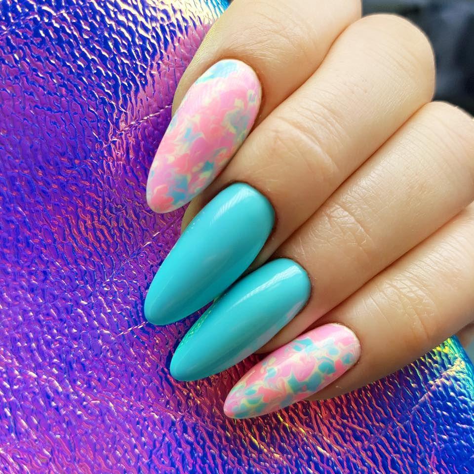Don\'t Worry Beach Happy Gel Polish by Natalia Siwiec | Nail nail ...