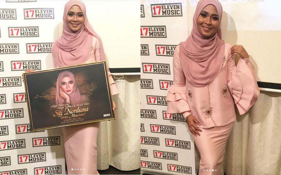 Kisah Cinta Lama Jadi Ilham Single Baru Siti Nordiana Fashion