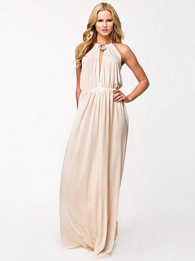 Oversized Crystal Dress - Rare London - Valkoinen - Juhlamekot - Vaatteet - Nainen - Nelly.com