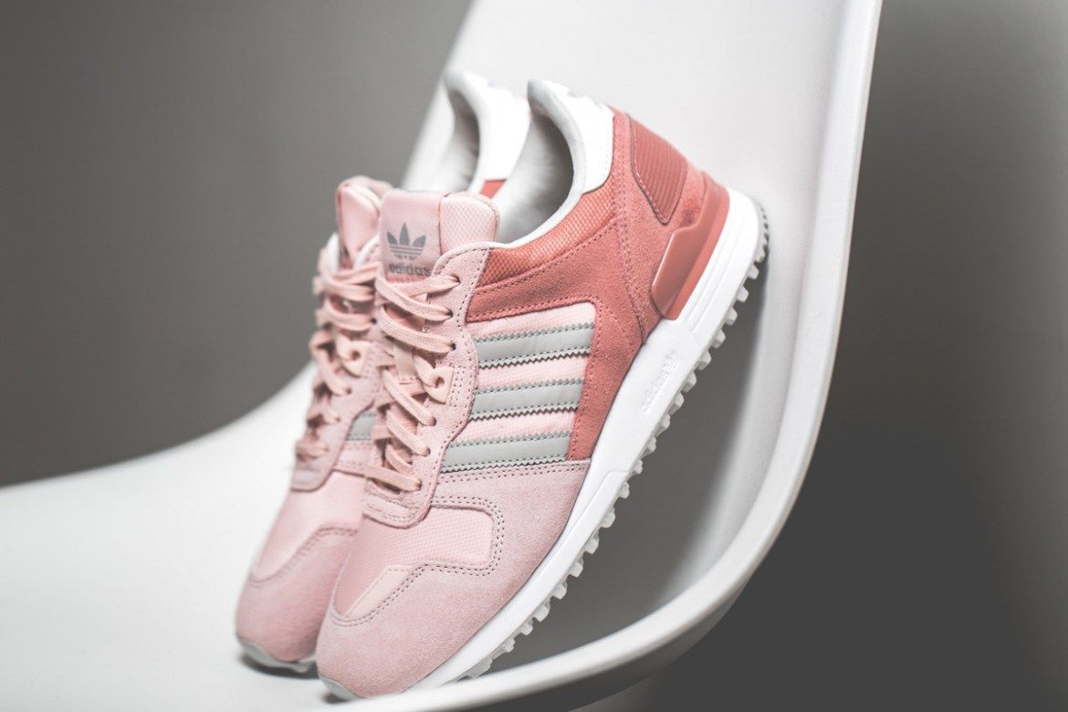 size 40 517ae c7835 adidas-zx-700-w-vapour-pink-02 | sneakers love | Pinterest ...