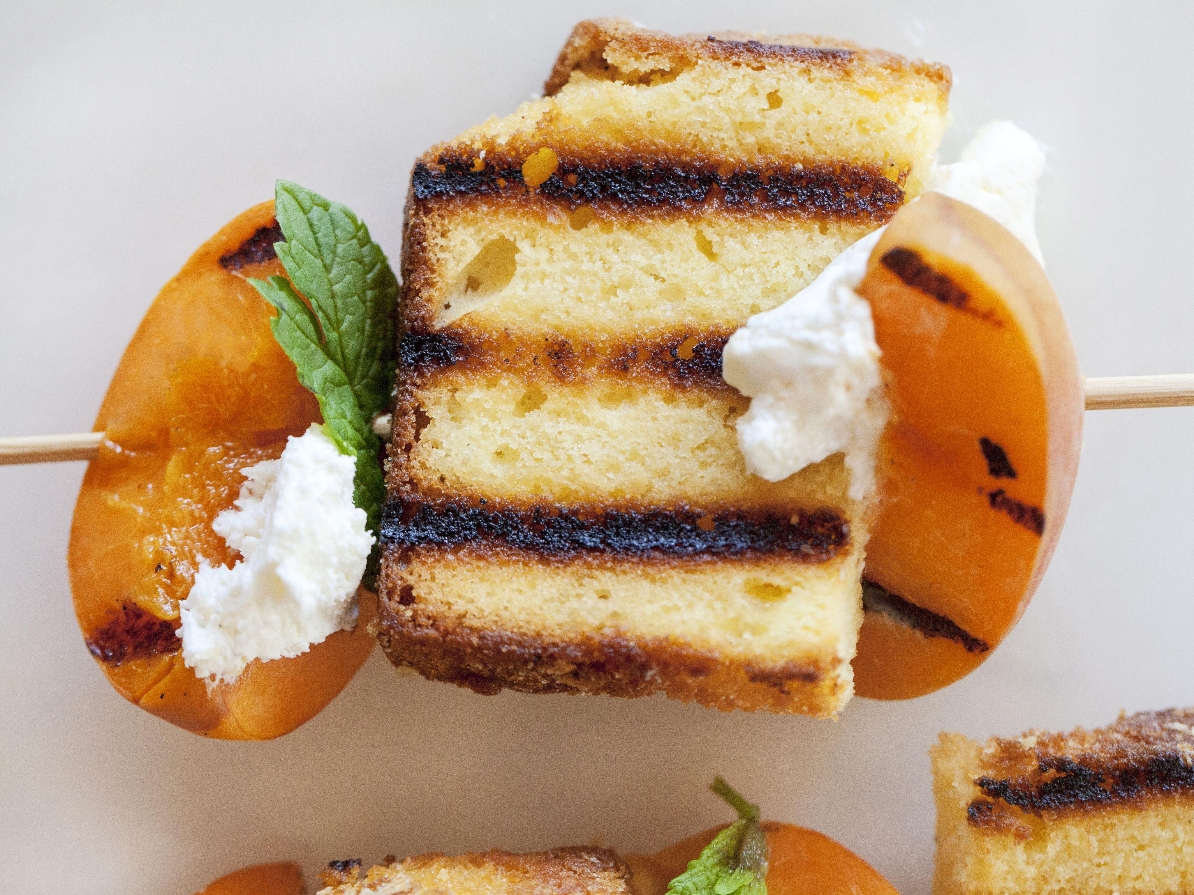 10 Ways with Store-Bought Poundcake