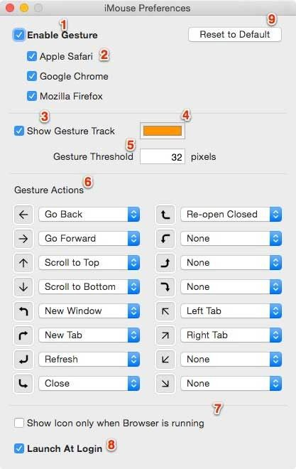 iMouse 1 1 for Mac 破解版 – 快速切换鼠标左右键 | Digit77 com