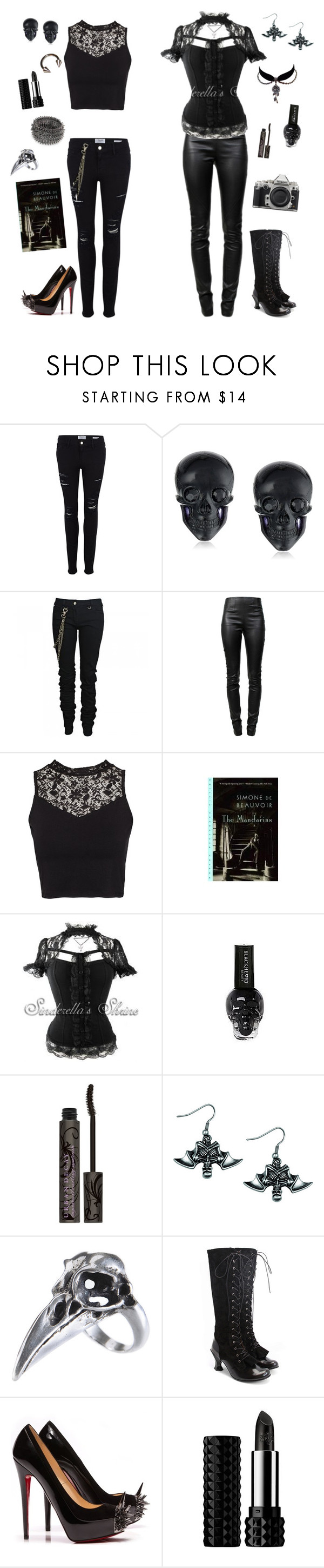 Carmilla Karnstein Outfits