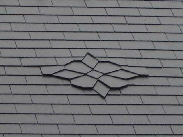 decoration zinc pour toiture. Black Bedroom Furniture Sets. Home Design Ideas