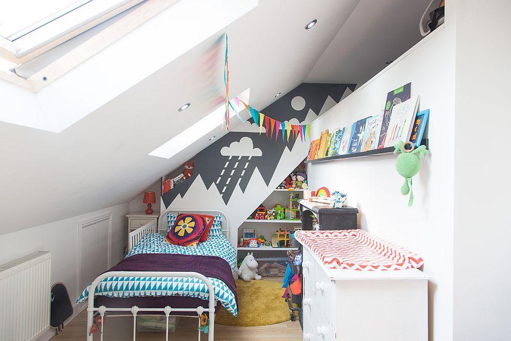 Camerette Nanan ~ Camerette per bambini con finestre per tetti tetti camerette e
