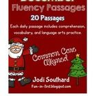 **Updated+to+include+Common+Core+Standards+on+each+passage** This+packet+includes+20+original+fluency+passages+(fiction,+nonfiction,+poems,+and+son...