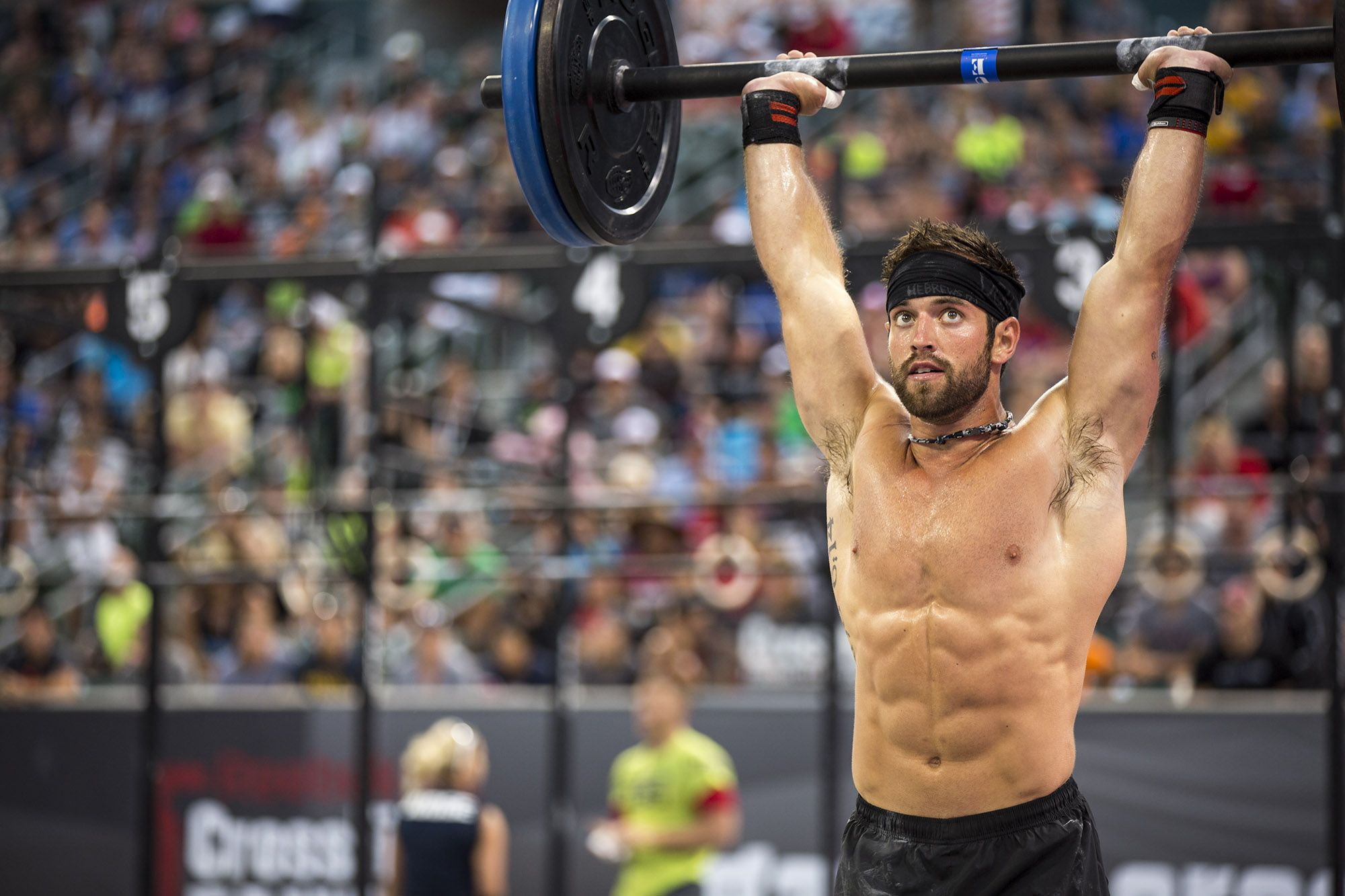 2014 reebok crossfit games rich froning