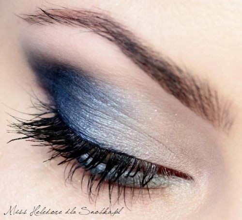 Pin by Ruth Miller on BLUE/WHITE | Pinterest | Make up, Makeup guide ...