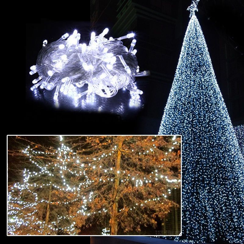 $566 - Deco Fairy Light 10M 100Led Indoor/Outdoor Christmas Wedding