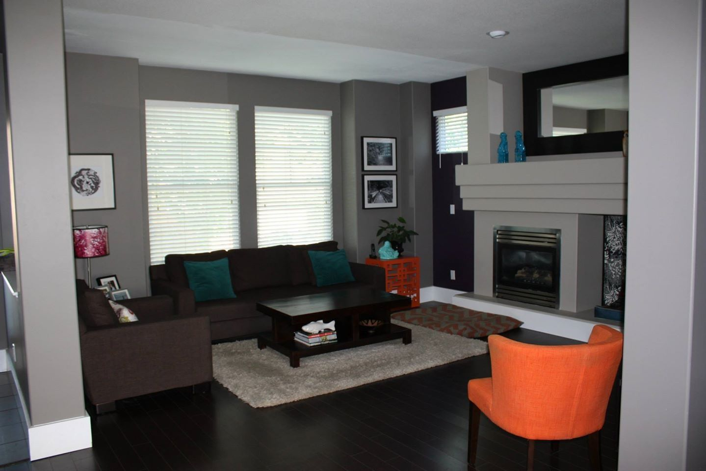Our Living Room: Benjamin Moore  Part 79