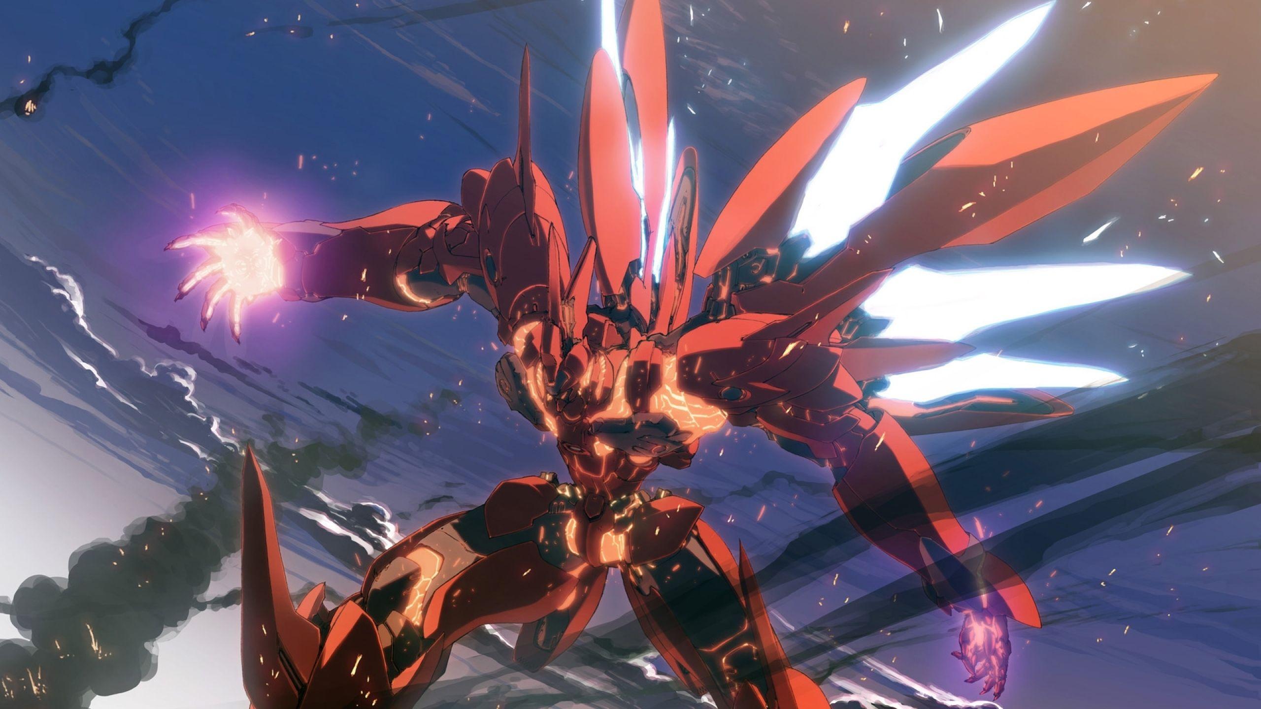 Wings Robots Mecha Anime X Wallpaper Art Hd Wallpaper
