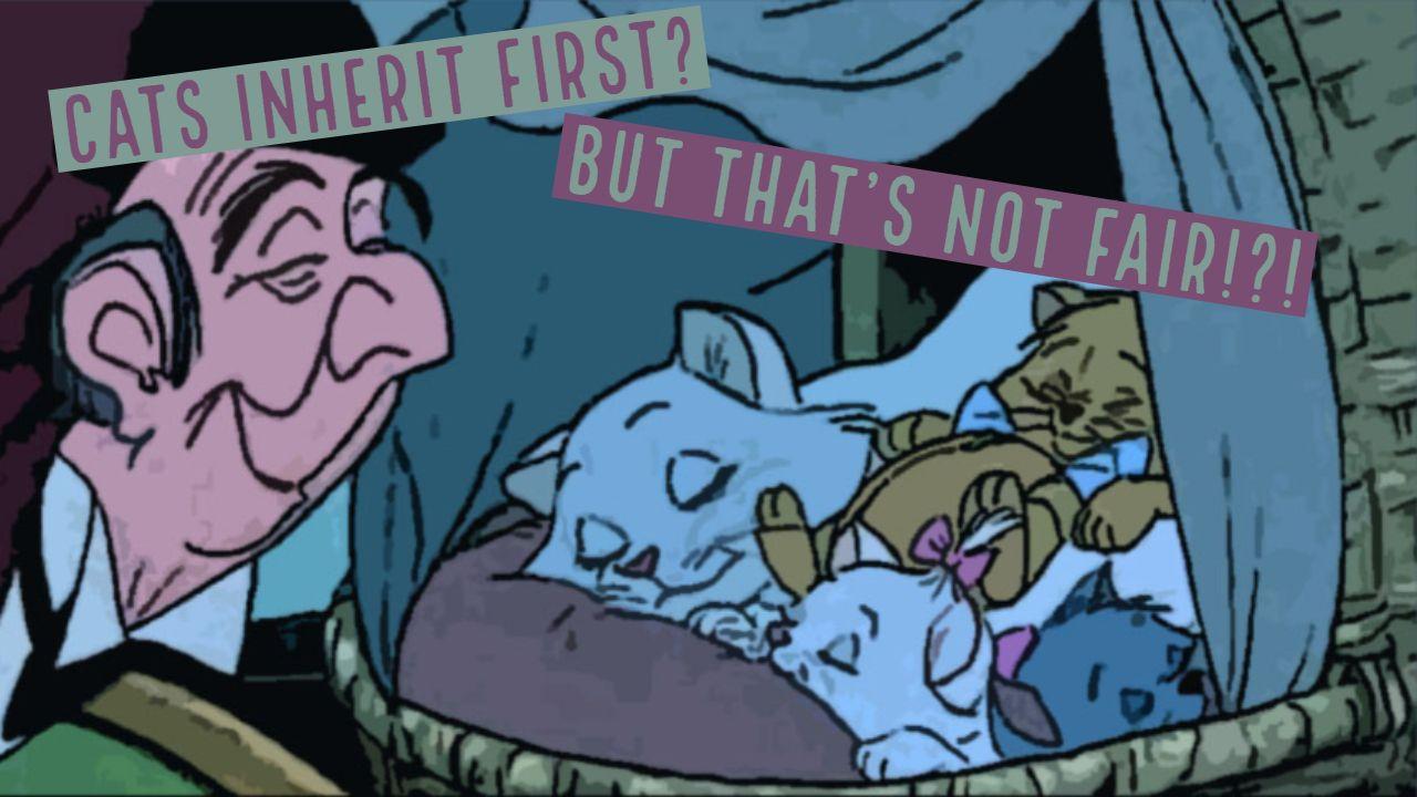 The Aristocats Aristocats, Scary, Disney