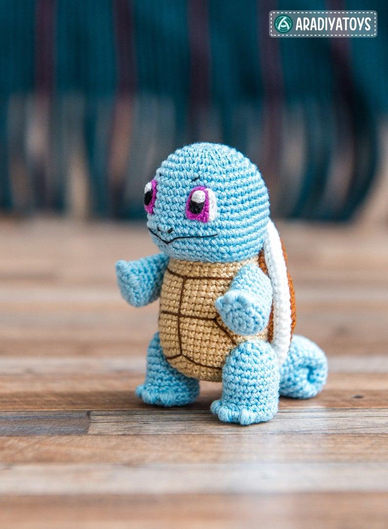 Crochet Pikachu Toys Hand Made Crochet Amigurumi Dolls Pokemon ... | 1083x794